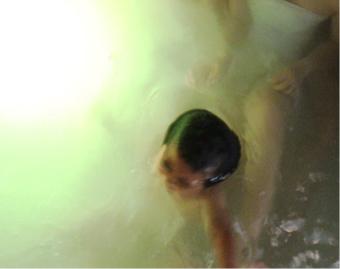 レインボー風呂